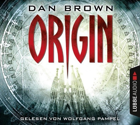 Origin - Dan Brown, Andy Matern