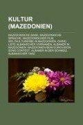 Kultur (Mazedonien) -