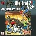 Die drei ??? Kids 53. Geheimnis der Tiere CD - Ulf Blanck