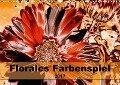 Florales Farbenspiel (Wandkalender 2017 DIN A3 quer) - Linda Schilling und Michael Wlotzka