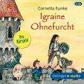 Igraine Ohnefurcht - Hörspiel 2 CD - Cornelia Funke, Jan-Peter Pflug