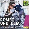 Romeo und Julia - Hörspiel. Die wichtigsten Szenen im Original. Entdecke. Dramen. Erläutert. - William Shakespeare