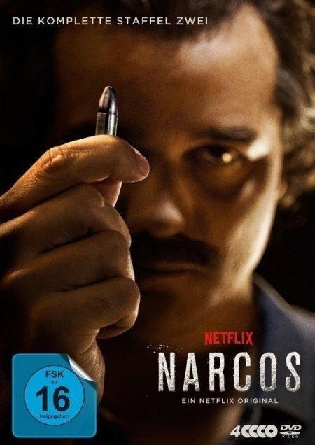 NARCOS - Staffel 2 -