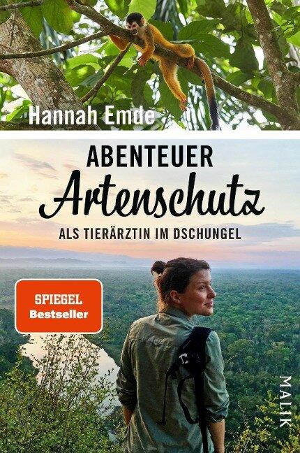 Abenteuer Artenschutz - Hannah Emde