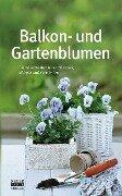 Balkon- und Gartenblumen -
