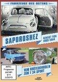 Saporoshez - vom Brötchenholer zum T 34 Sport - Fahrzeuge des Ostens -
