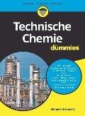 Technische Chemie für Dummies - Stefanie Ortanderl