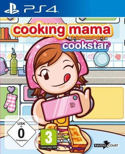Cooking Mama CookStar (PlayStation PS4) -