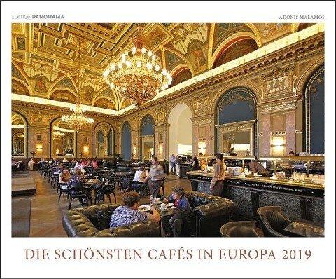 Die schönsten Cafès in Europa 2019 -