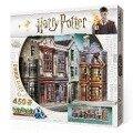 Winkelgasse/Diagon Alley - Harry Potter/ 3D-Puzzle 450 Teile -