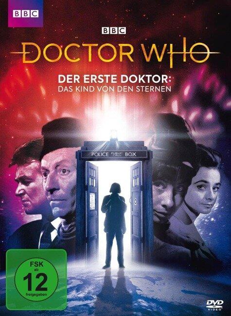 Doctor Who - Der Erste Doktor: Das Kind von den Sternen (Digipack-Edition) -