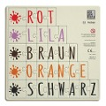 Leselernpuzzle 12. Farben -