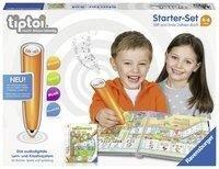 tiptoi® Starter-Set Mein Lern-Spiel-Abenteuer: Erste Zahlen -