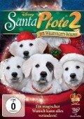 Santa Pfote 2 - Die Weihnachts-Welpen - Anna McRoberts, Robert Vince, Brahm Wenger