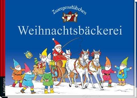 Zwergenstübchen Weihnachtsbäckerei - Elke Schuster, Timo Schuster