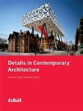 Details in Contemporary Architecture - Christine Killory