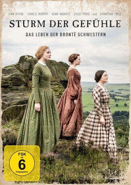 Sturm der Gefühle - Das Leben der Brontë Schwestern -
