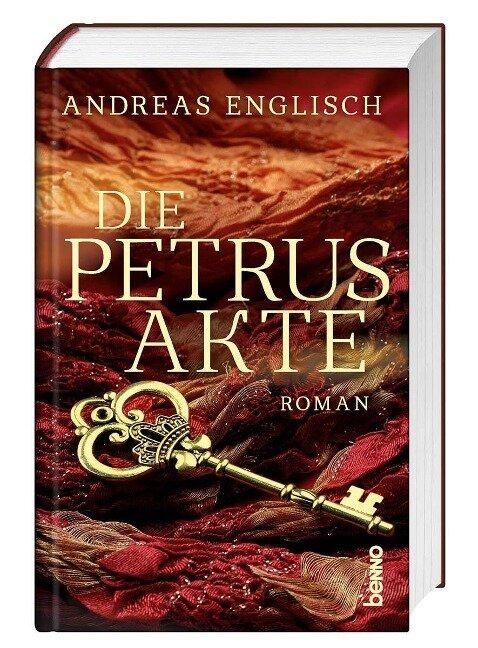 Die Petrus-Akte - Andreas Englisch