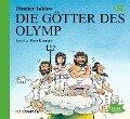 Die Götter des Olymp. CD - Dimiter Inkiow