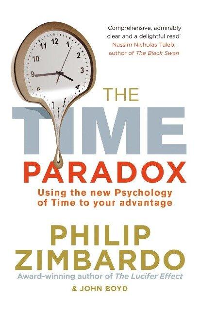 The Time Paradox - Philip Zimbardo, John Boyd