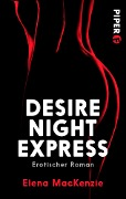 Desire Night Express - Elena MacKenzie