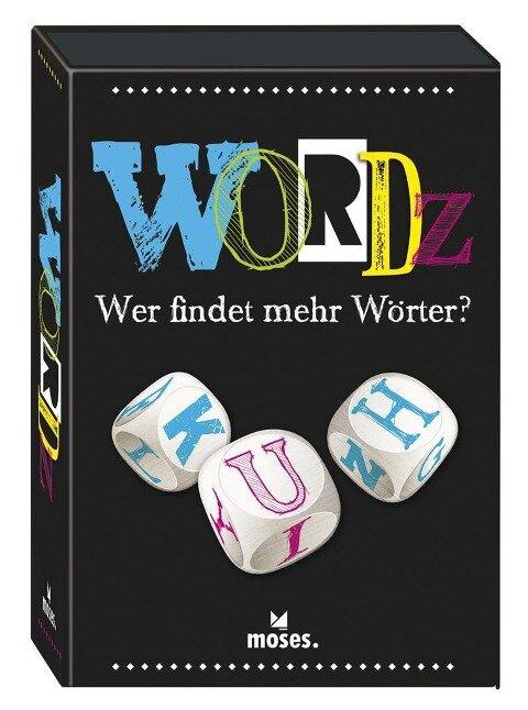Wordz - Tom Werneck