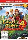 rokaplay - Lawn & Order 4 Collector's Edition. Für Windows Vista/7/8/8.1/10 -