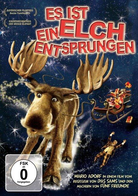 Es ist ein Elch entsprungen - Andreas Steinhöfel