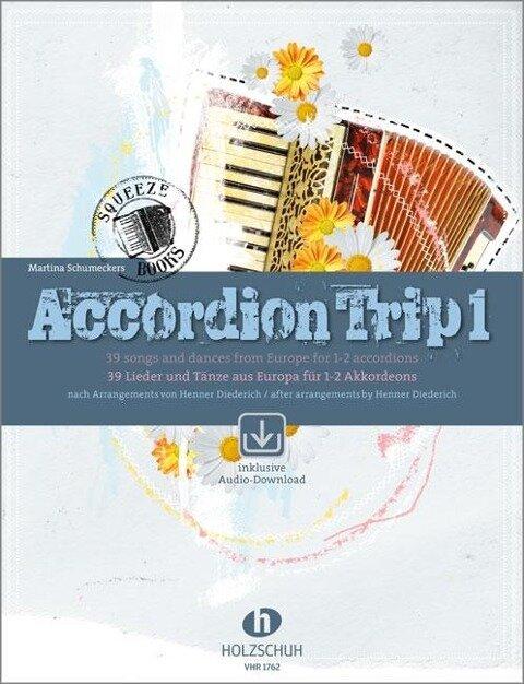 Accordion Trip 1 - Martina Schumeckers