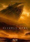 Olympus Mons 1 - Christophe Bec