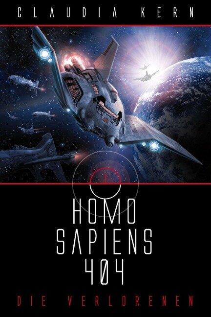 Homo Sapiens 404 Sammelband 1 - Claudia Kern