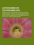 Astronomische Datensammlung -
