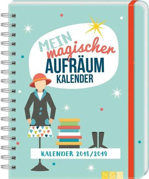 Mein magischer Aufräumkalender 2018/2019 -