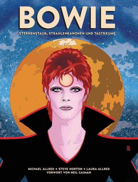 Bowie - Michael Allred, Steve Horton