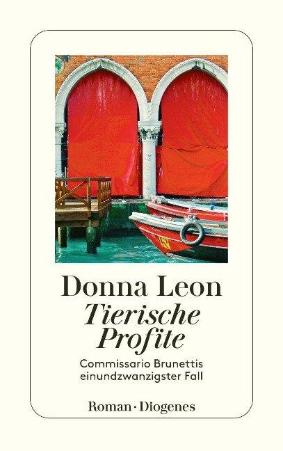 Tierische Profite - Donna Leon
