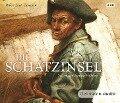 Die Schatzinsel (4 CD) - Robert Stevenson, Jan-Peter Pflug