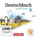 Deutschbuch 6. Schuljahr. Übungs-CD-ROM zum Arbeitsheft. Gymnasium Östliche Bundesländer und Berlin -