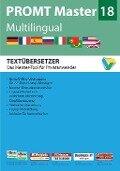 PROMT Master 18 Multilingual -