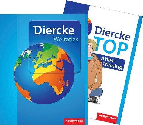 Diercke Weltatlas - Aktuelle Ausgabe. inkl. TOP Atlastraining -