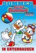 Lustiges Taschenbuch Sommer eComic Sonderausgabe - Walt Disney