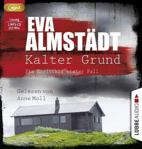 Kalter Grund (1 MP3-CD) - Eva Almstädt, Sebastian Danysz