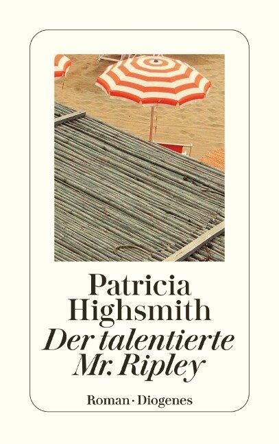 Der talentierte Mr. Ripley - Patricia Highsmith