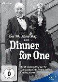 Dinner for one - Der 90. Geburtstag - Lauri Wylie