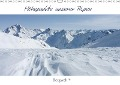 Höhepunkte unserer Alpen - Bergweh ® (Wandkalender 2017 DIN A3 quer) - Barbara Esser