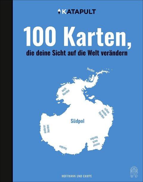 100 Karten, die deine Sicht auf die Welt verändern -