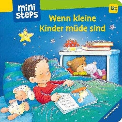 Wenn kleine Kinder müde sind - Katja Reider