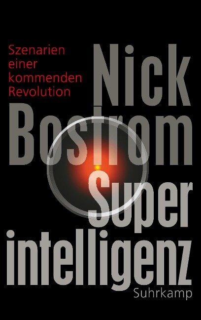 Superintelligenz - Nick Bostrom