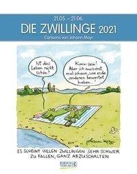 Zwillinge 2021 -