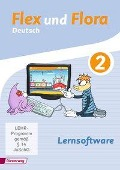 Flex und Flora 2. CD-ROM -