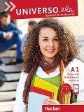 Universo.ele A1. Kursbuch + Arbeitsbuch + 1 Audio-CD - Encarnación Guerrero García, Núria Xicota Tort